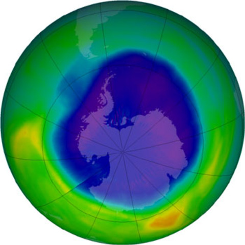 Ozone is Formed