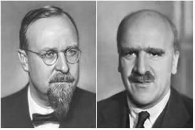 Alexander I. Oparin and Jhon Haldane