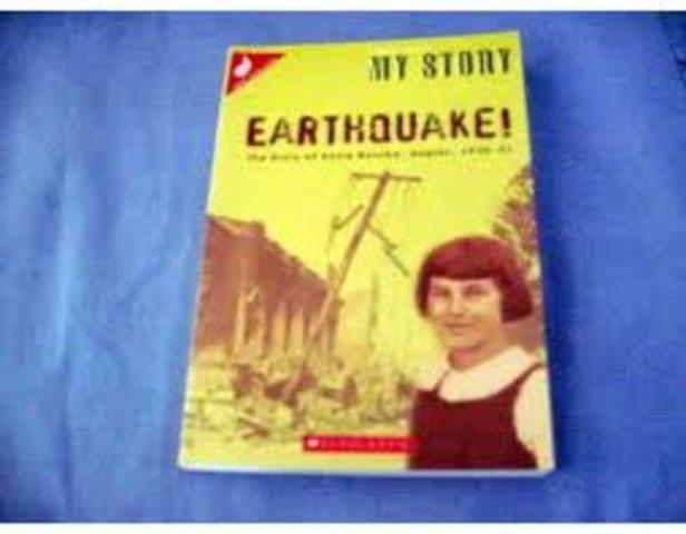 *earthquake
