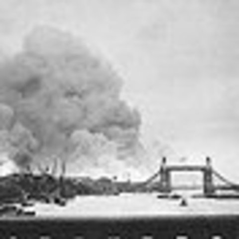 Germany Launches 'The Blitz' on London