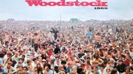 The History of Woodstock timeline