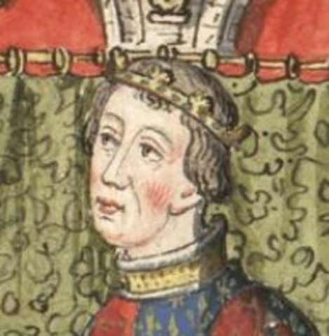 """Carlos III """"El noble"""" (Dinastia Evreux)"""