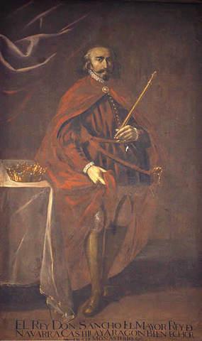 Sancho Garcés III el Mayor- Dinastía Jimena