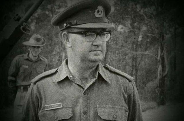 Major Peter Badcoe
