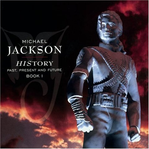 Releases the album HIStory:Past, Present, Future Book 1.