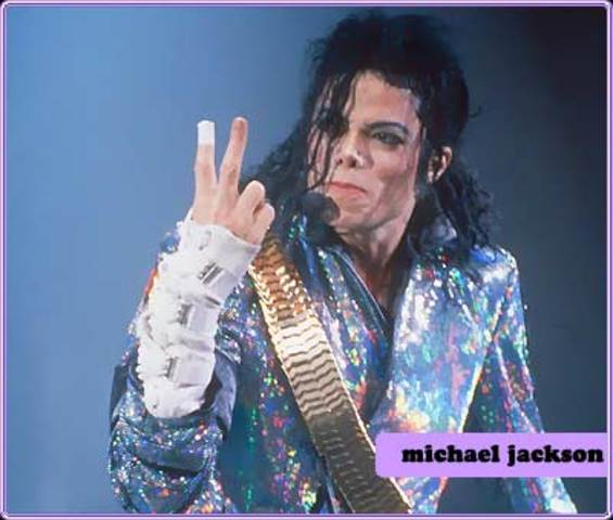 Michael Jackson was inducted into the Rock and Roll Hall of Fame