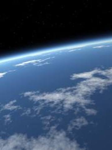 (4 BYA) Creation of Atmosphere