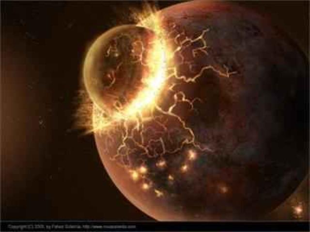 (4.6 BYA) Earth's Formation