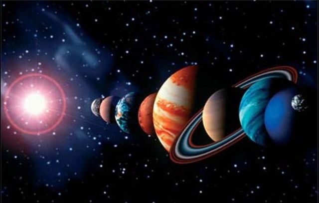 (4.6 BYA) Creation of planets and Satellites