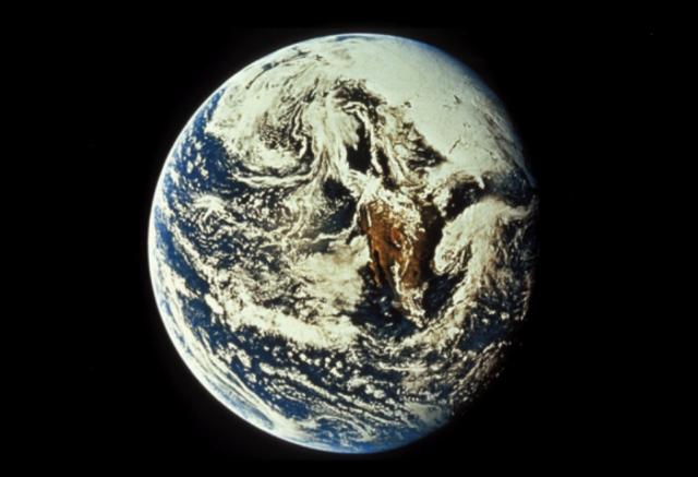 (2.2BYA) Earth Today