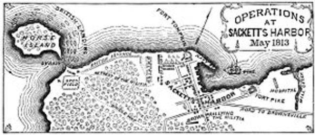 Second Battle of Sackets Harbor