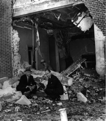 Hebrew Benevolent Congregation in ATL bombed