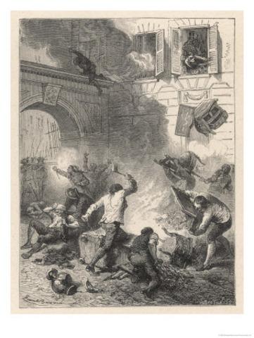 28 April 1789, The Reveillon Riot