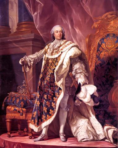 Reign of Louis XV (1710-1774);Dennis