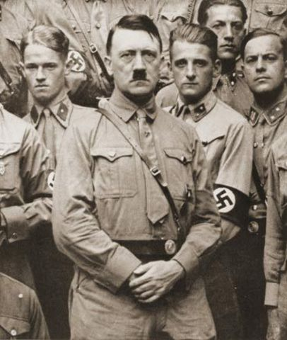 Adolf Hitler becomes leader of the Nazi party