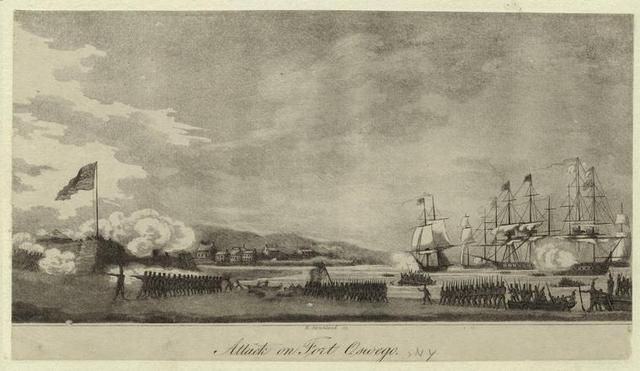 Battle of Fort Oswego
