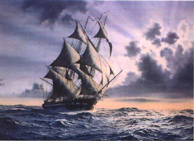 USS Constitution Scores a Vitory