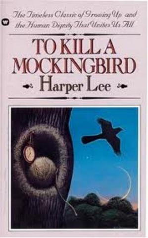 Harper Lee Publishes To Kill a Mockingbird
