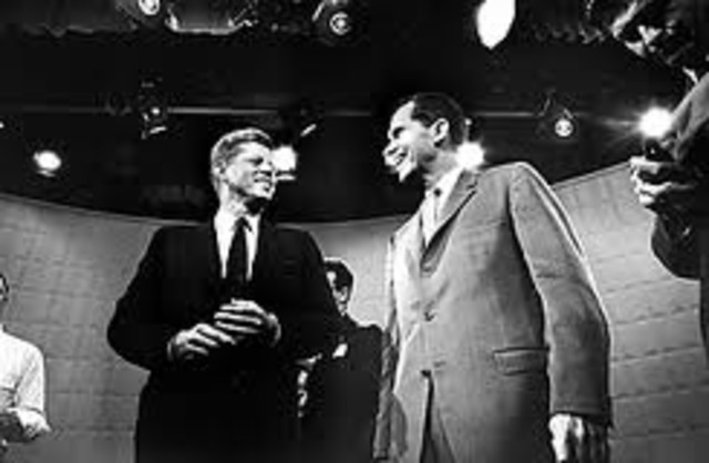 John F Kennedy Defeats Richard Nixon in One of the Closest Presidential Elections Ever