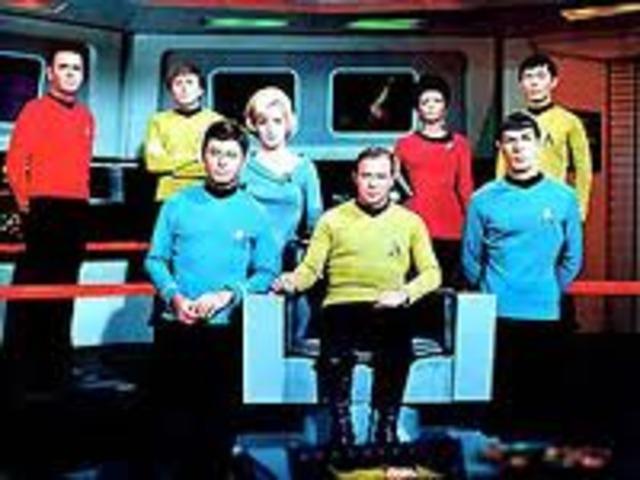 Star Trek Debuts on NBC