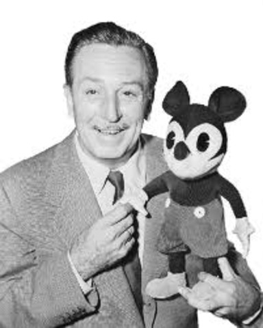 Walt Disney Dies from a Tumor in his Left Lung