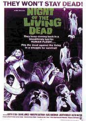 Night of the Living Dead Premiers