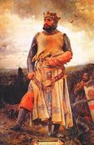 Alfonso el batallador, Dinastía Jimena