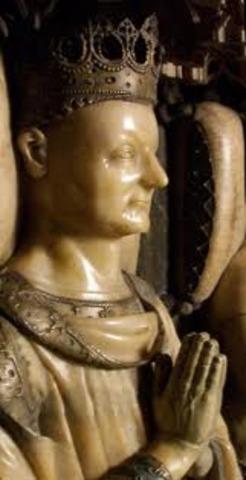Carlos III el Noble- Diunastía Evreux