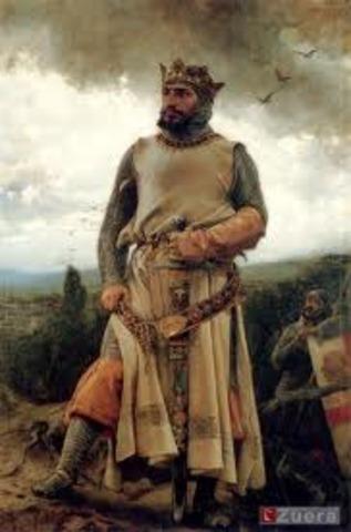 Alfonso I (el Batallador) Dinastía: Jimena (1104-1134)