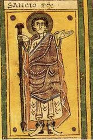 Sancho Garcés II (Sancho Abarca) Dinastía:Jimena  (970-994)