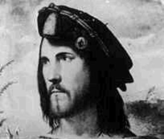 Juan de Albret, Dinastía Foix