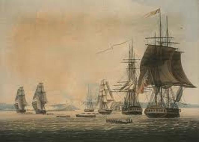 The Battle of Fort Oswego