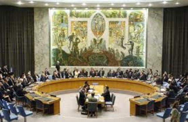 Embargo por parte de las Naciones Unidas