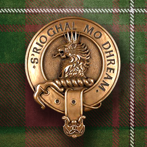 MacGregor first used as surname