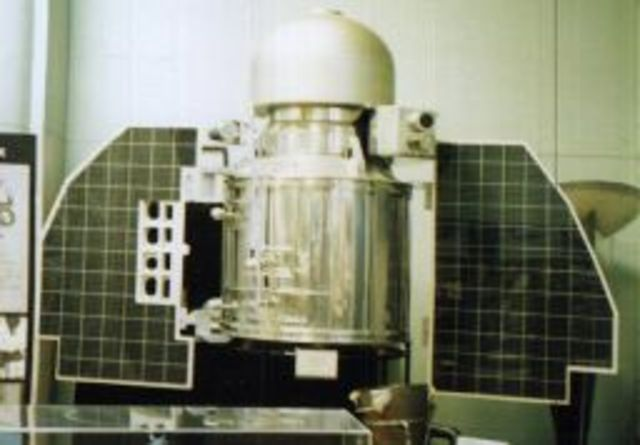 Soviet Union launched the first  to Mars