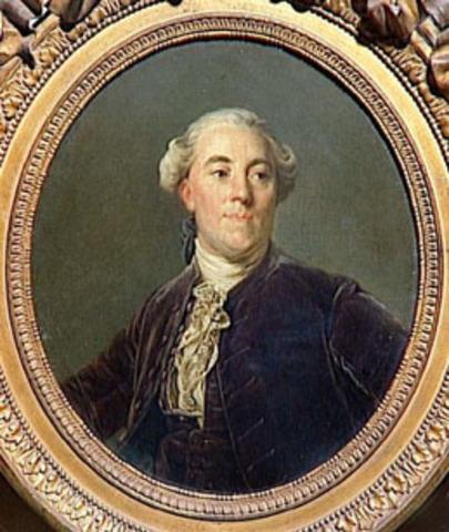 Jacques Necker 1732-1804