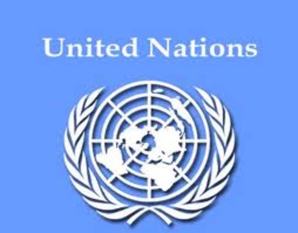 UN created