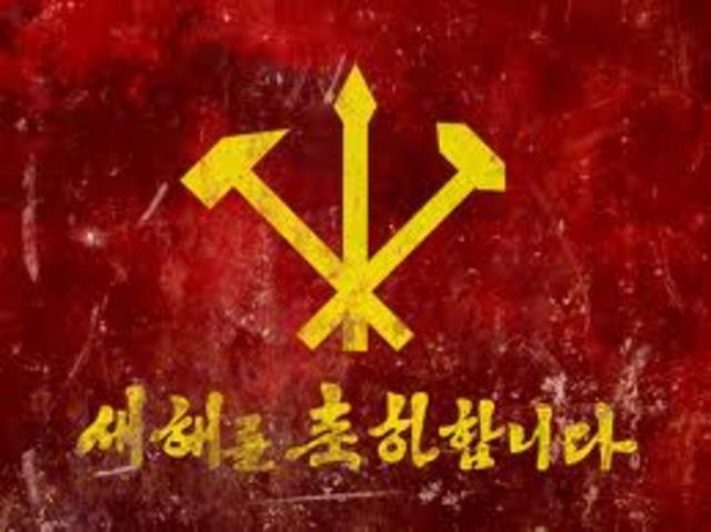 Communist Takeover