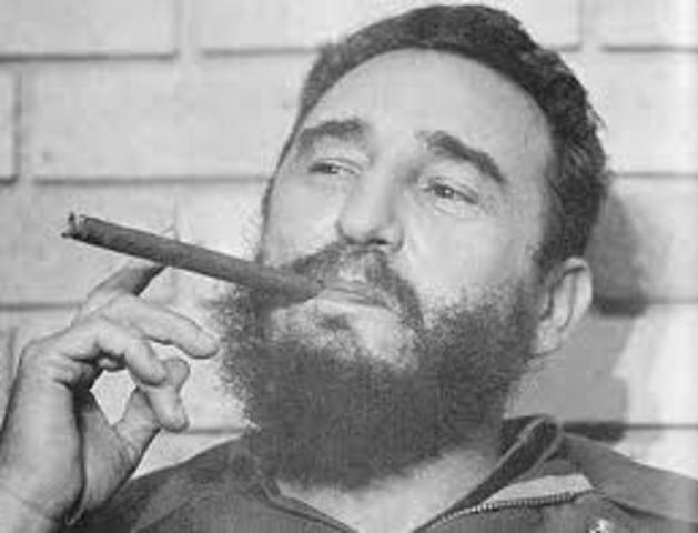 communists take over cuba