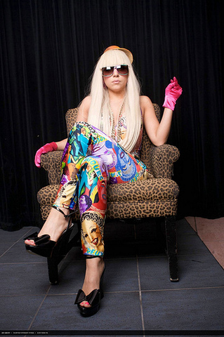 Lady Gaga starts writing songs for Def Jams
