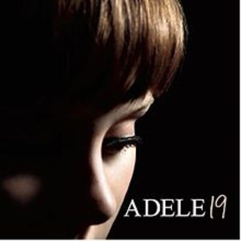 "Adele's first album ""19"""