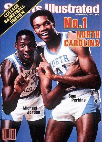 Commits for UNC