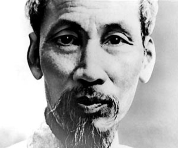 Ho Chi Minh comes to power