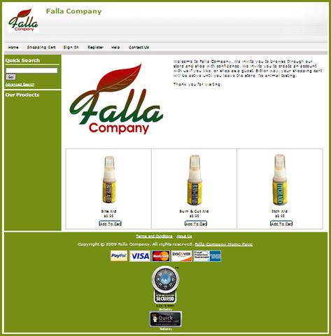 Falla Store