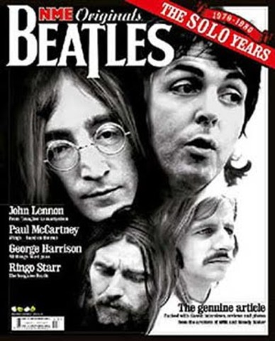 The Beatles Break- up