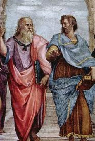 Plato & Aristotle Theory