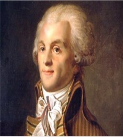 6 May, 1758, Maximilien Robespierre