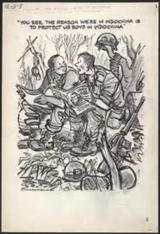 Escalation in the Vietnam War