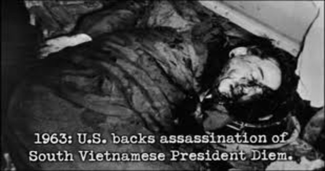 Vietnam President is murdered in coup
