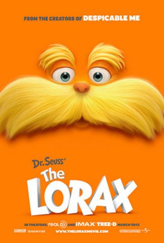"Dr. Seuss' ""The Lorax"" Movie"